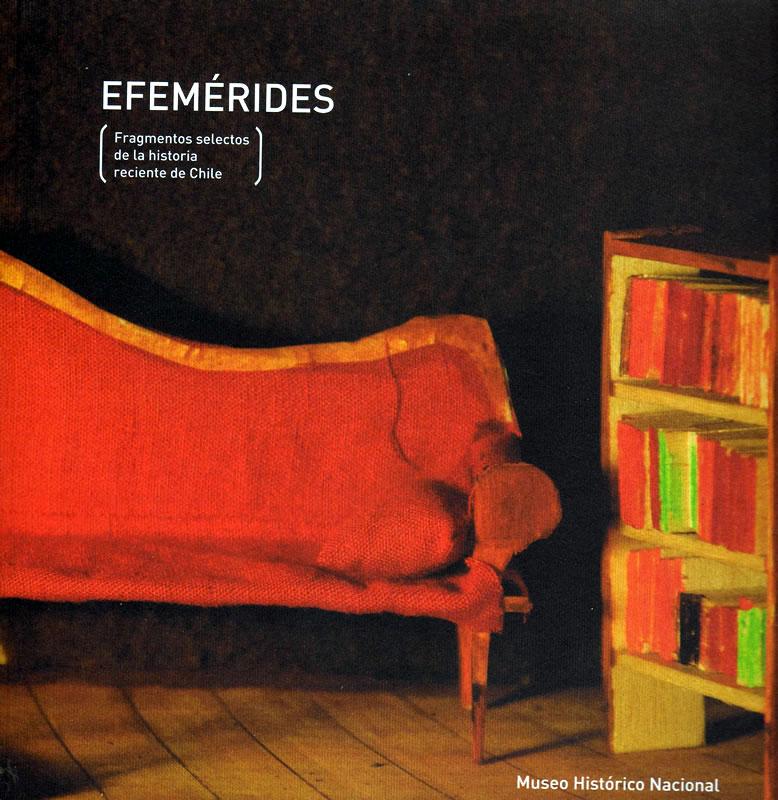 Efemérides (fragmmentos selectos de la historia de chile)
